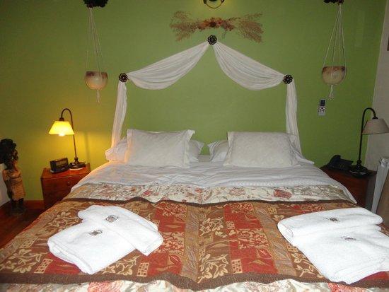 Rotui Apart Hotel: Muy acogedora