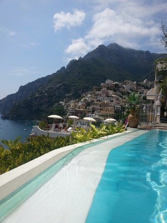Hotel Marincanto: View from pool