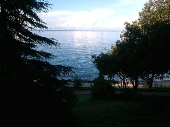 Resort Belvedere: uitzicht vanuit appartement