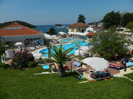 Resort Belvedere: zwembad