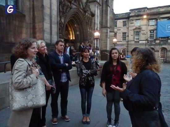 Geek's Guide to Scotland: Edinburgh Walking Tour