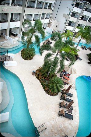 Secrets Wild Orchid Montego Bay: another view from our suite