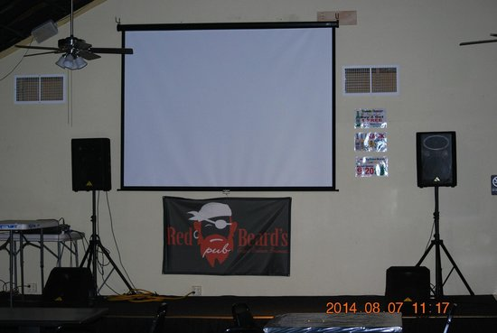 Red Beard's Pub Stage