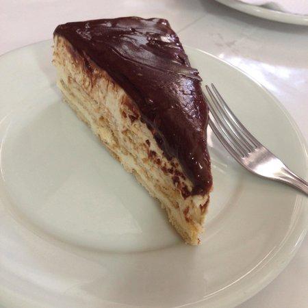 Bar Luiz: A torta alemã estava excelente!!