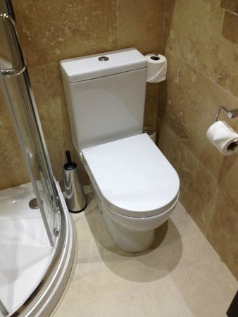 Best Western Palm Hotel : very clean toilet