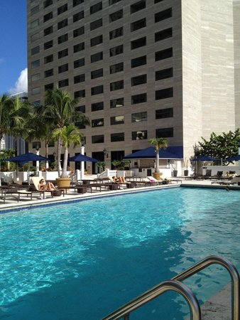 InterContinental Miami: Pool