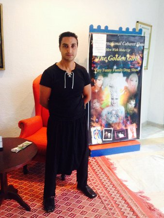 Marhaba Palace Hotel: Adel