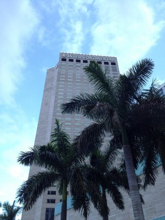 InterContinental Miami: Outside