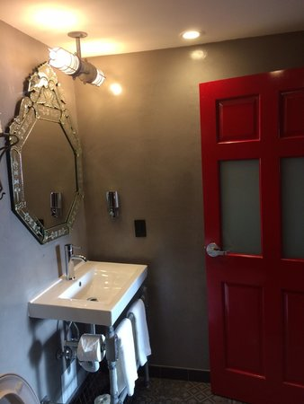 Hotel Gaythering : Bathroom