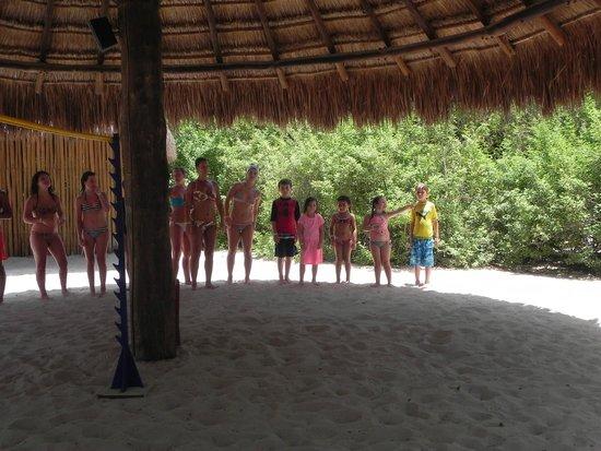 IBEROSTAR Paraiso Del Mar: kids competition