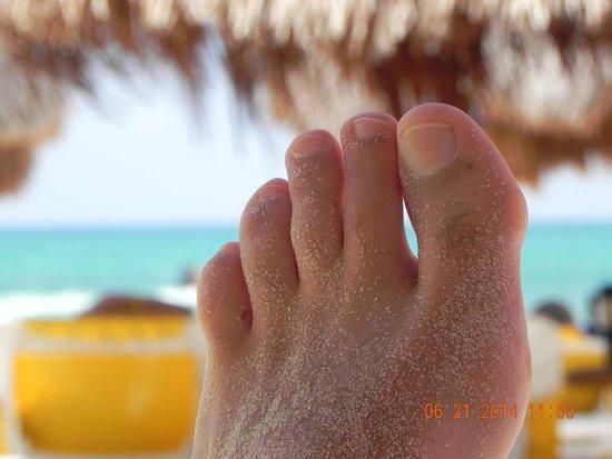 IBEROSTAR Paraiso Del Mar: Foot