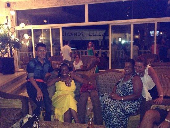 Hyatt Zilara Cancun: En el Lobby