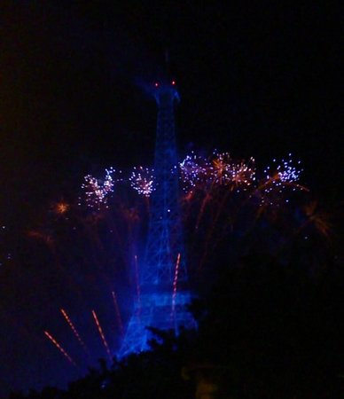 Tour Eiffel : The best display I've seen