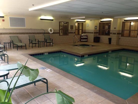 Country Inn & Suites By Carlson, Knoxville at Cedar Bluff: Beautiful pool area