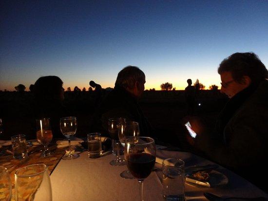 Desert Gardens Hotel, Ayers Rock Resort: Sounds of Silence