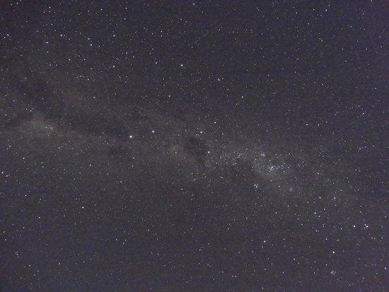 Desert Gardens Hotel, Ayers Rock Resort : Night Sky during Tali Wiru