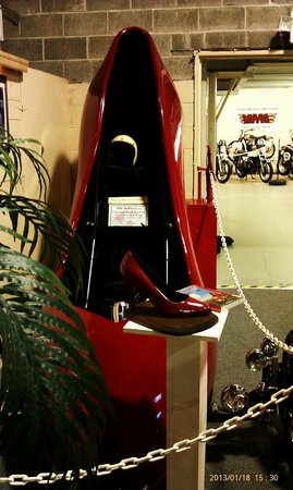 LeMay Museum at Marymount: High Heel Car