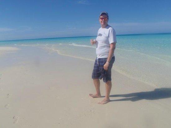 Memories Paraiso Beach Resort : Best beaches ever!