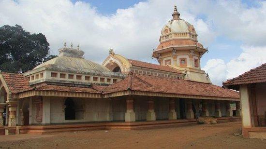 Shree Mauli Devi Temple: Goan style look
