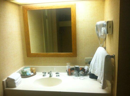 Waikiki Resort Hotel: vanity