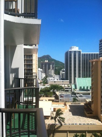 Waikiki Resort Hotel: Diamond Head