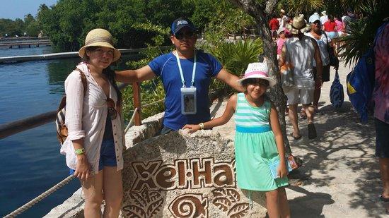 Parc Xel-Ha : un recuerdo inolvidable que dejare a mis hijas