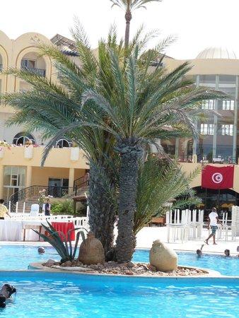 Eden Star Zarzis : Vue extérieure hôtel