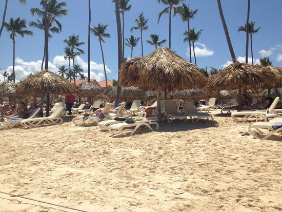 Majestic Colonial Punta Cana : Perfect Weather!