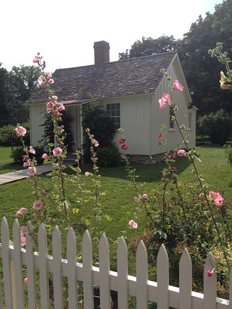 Herbert Hoover National Historic Site: The home where President Hoover was born