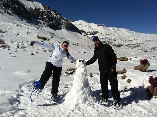 Andes Explora: farellones
