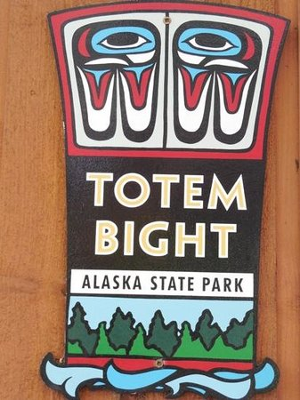 Totem Bight State Historical Park: a beautiful experience