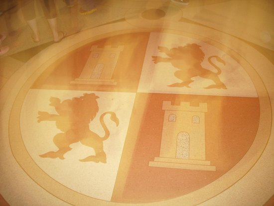 State Capitol : Family crest?