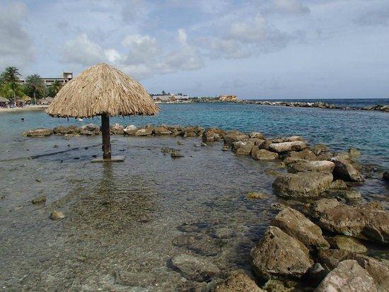Sunscape Curacao Resort Spa & Casino - Curacao: Beach area