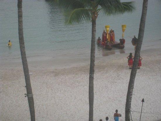 Courtyard by Marriott King Kamehameha's Kona Beach Hotel: Lua