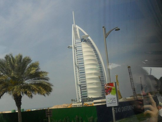 Burj al-Arab : maravilhoso,