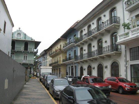 Casco Viejo: Античная Панама