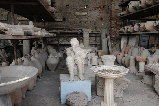 Made In Italy Day Tours: Pompeii