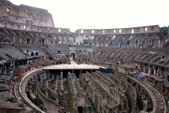 Made In Italy Day Tours: Roman Colosseum