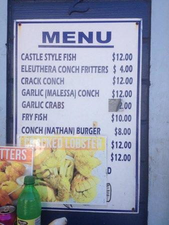 Robinson's Seafood Delight: Mmm mmmm!!!