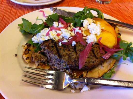 Ciao Thyme In The Kitchen: Morrocan-spiced lamb meatball gyro
