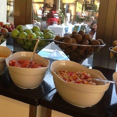 Crystal Sunrise Queen Luxury Resort & SPA: sunumlar harika
