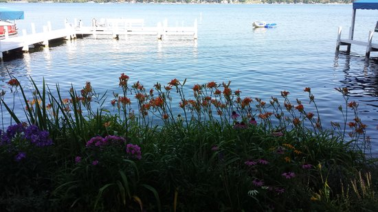 Harbor Shores on Lake Geneva: Make sure to enjoy the Geneva path