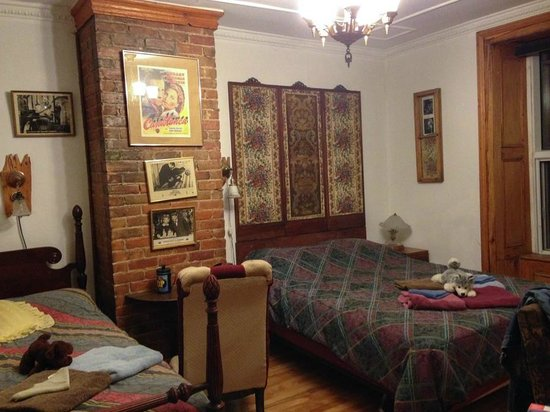Alacoque Bed & Breakfast Revolution: Sweet bedroom