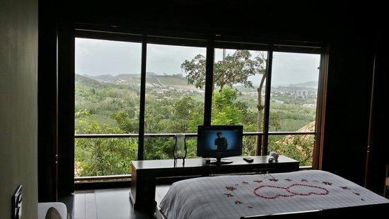 Villa Zolitude Resort and Spa : Great view