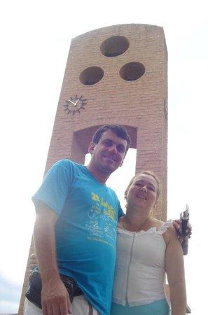 Catedral Sao Paulo Apostolo - Igreja Matriz: relógio
