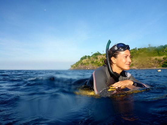 Fusion Freediving : food and sleep