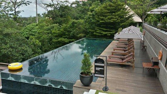 Villa Zolitude Resort and Spa : Main pool.