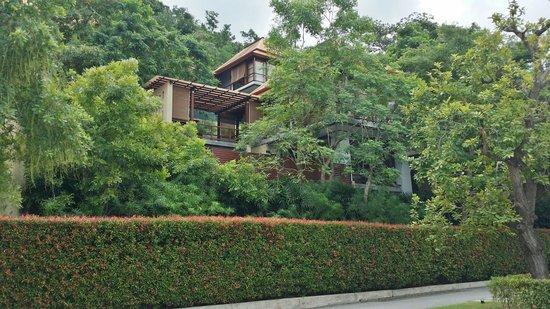 Villa Zolitude Resort and Spa : Nice landscape