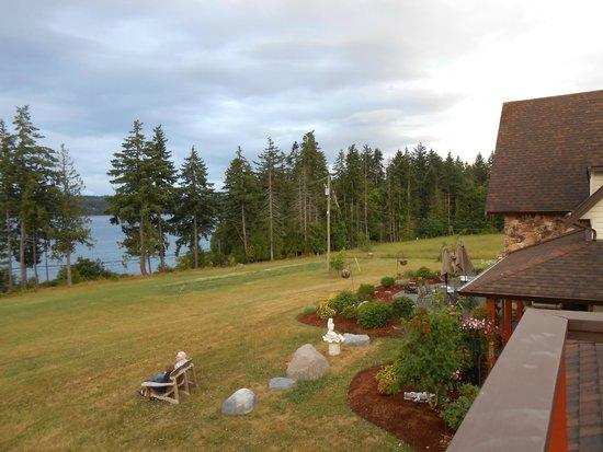 Two Eagles Lodge : Beauty