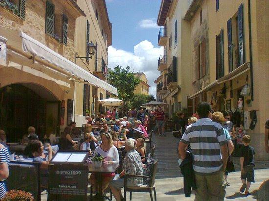 Alcudia Old Town : 29thmay2014